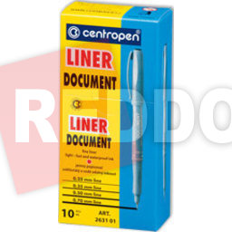 Centropen 2631 document liner centropen